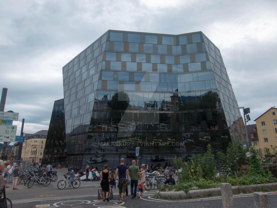 UBF Universitatsbibliothek Freiburg 4 by malaskor