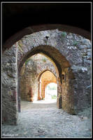 Through the gates by malaskor