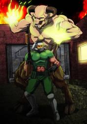 Doom FanArt by Raliuga999