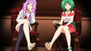 Rin and Tokoha