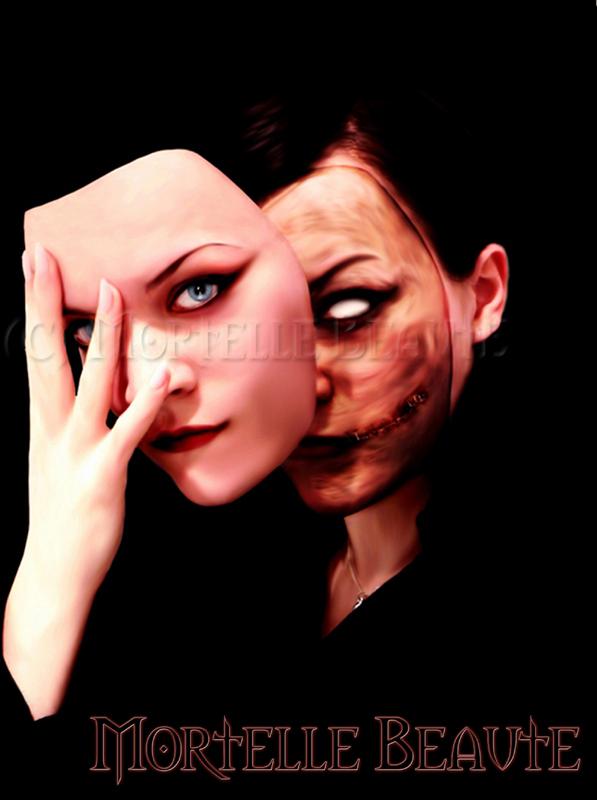 Vanity Mask by MortelleBeaute