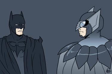 Twin Shadow - Batman+Owlman