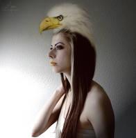 eagle. by LouMavis