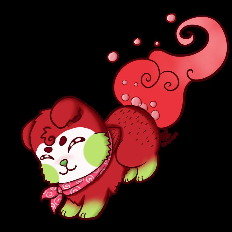 Quip Redpop by MyuOneeChan