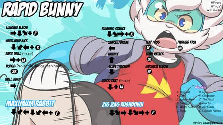 Rapid Bunny Release!!!