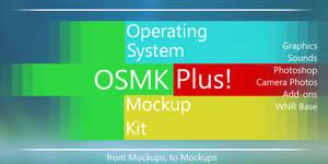 Operating Systems Mockup Kit Plus!