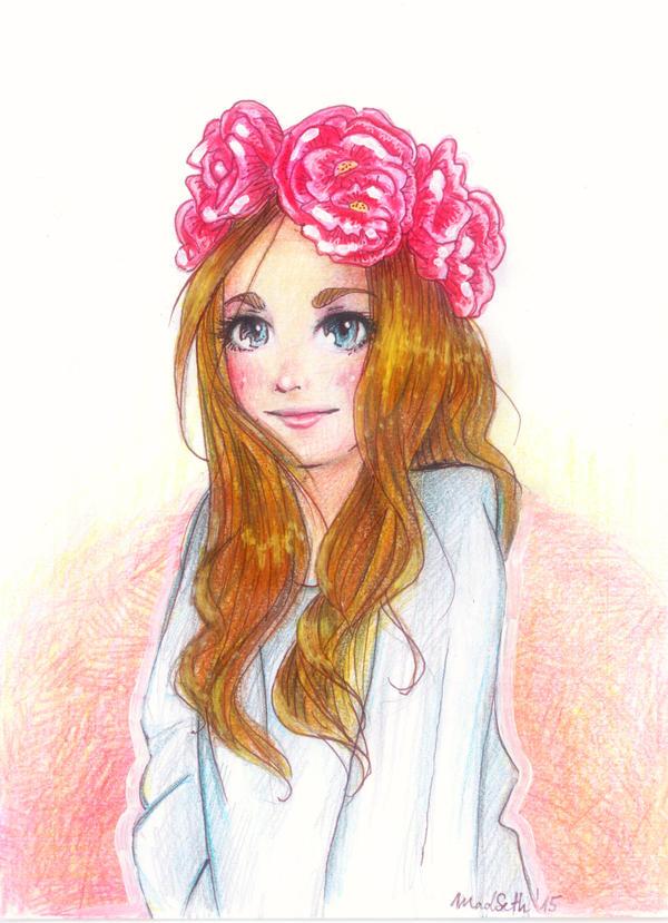 Flowers by Hoshiko91