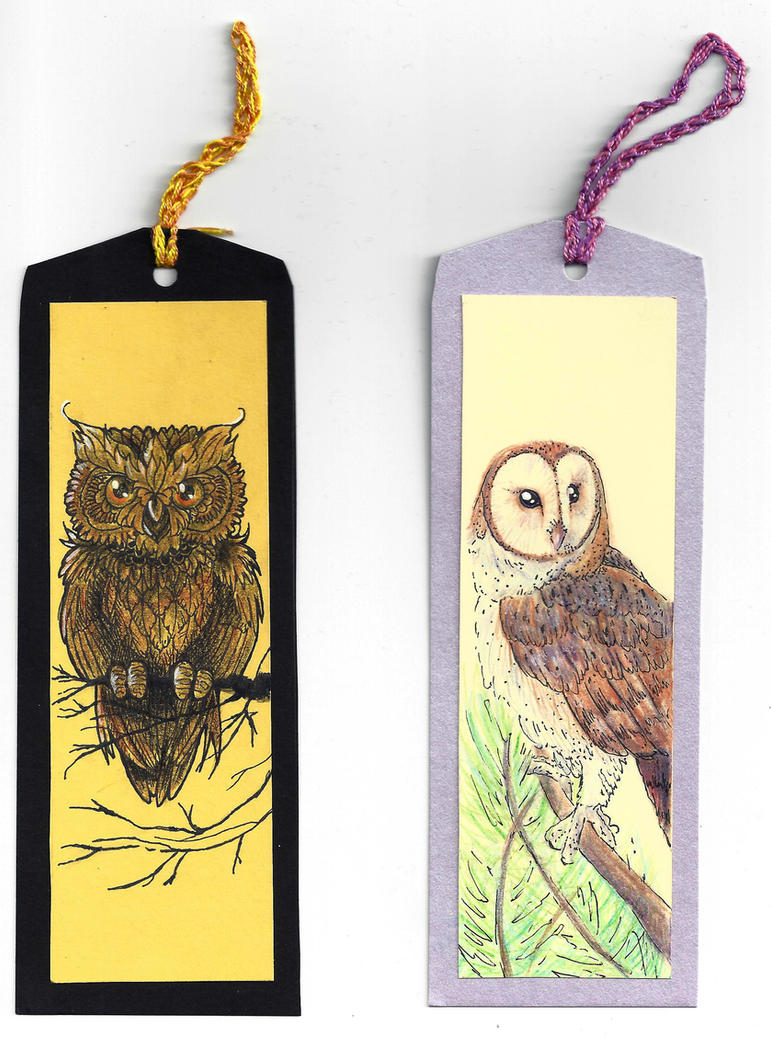 Bookmarks by Hoshiko91