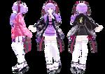 Yukari's kimono [DL Information ]
