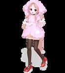ktntk style Ooka Miko [DLINFORMATION]