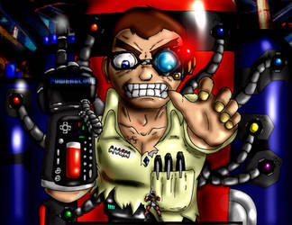 AVGN Gamer's Fury by Jeticus