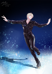Russia on ice by BlackDragon-kin