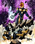 The Real Nova Returns Color Version