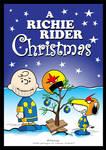2015 Xmas Special Pin-up A RICHIE RIDER CHRISTMAS