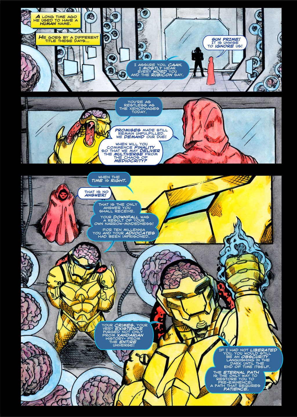 NOVA 619 - NO.30 SUNRISE   PAGE 2