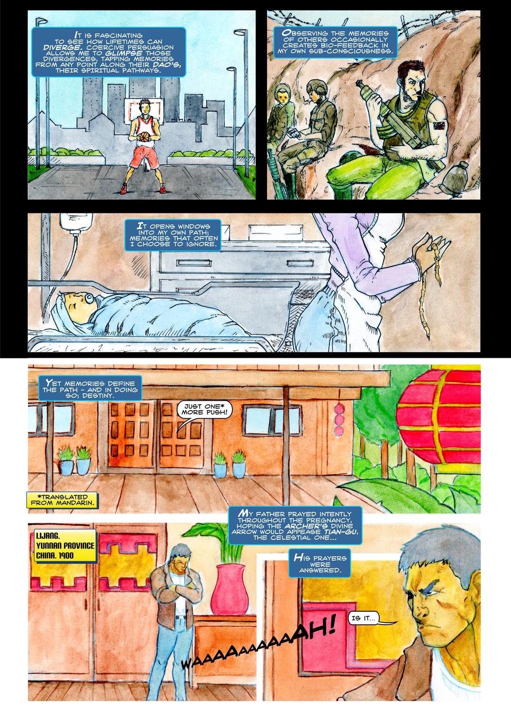 NOVA 619 - NO.30 SUNRISE   PAGE 6
