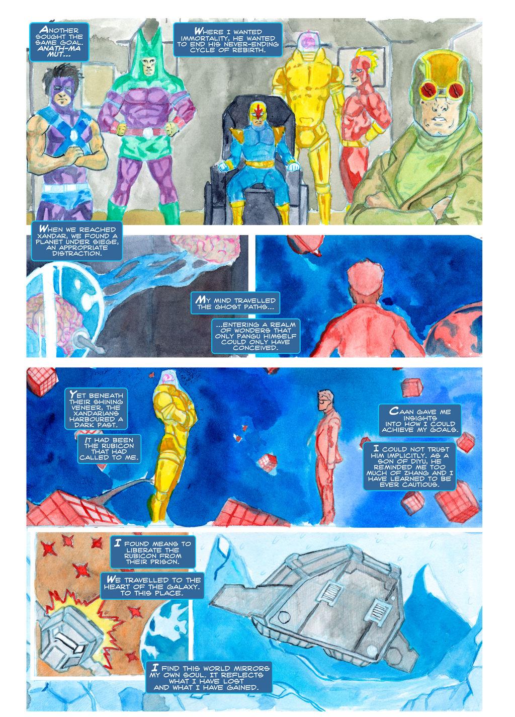 NOVA 619 - NO.30 SUNRISE   PAGE 13