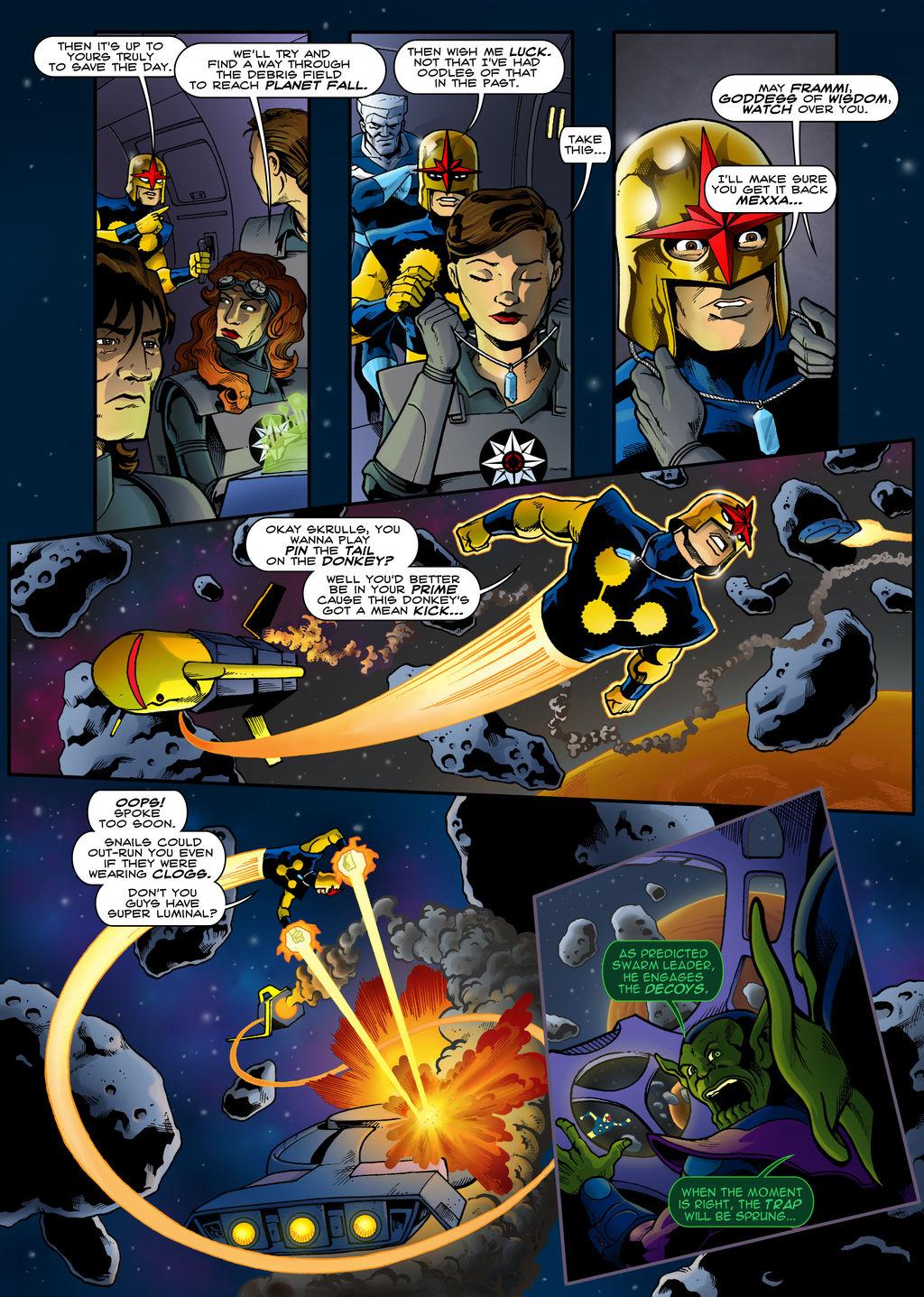 NOVA 619 NO.31  The Path Part 1 Page 4