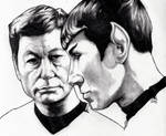 Untitled 1 - Spock and McCoy