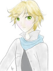 Adrien grown up