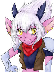 Little Demon Tristana