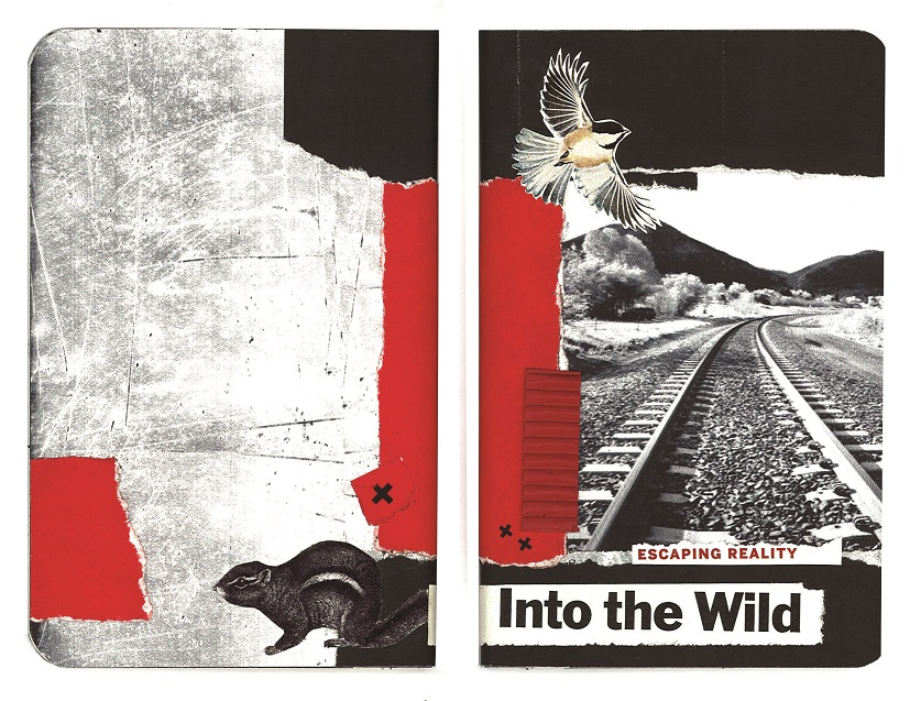 into the wild (escaping reality) by eternaltwist