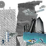 fish-tailed city