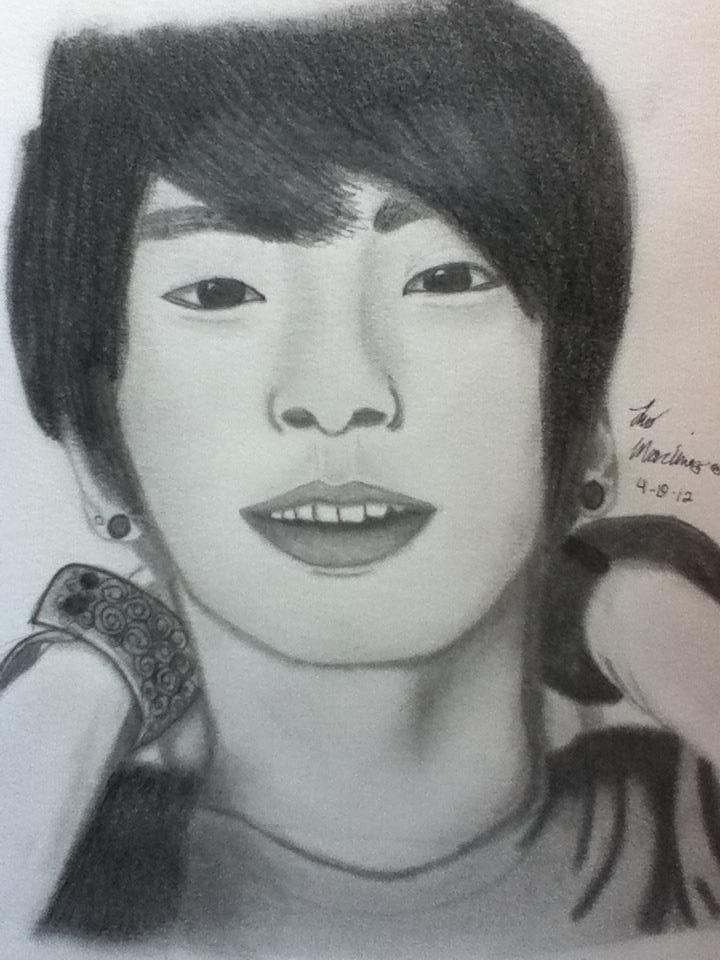 SHINee Jonghyun by Jewel815
