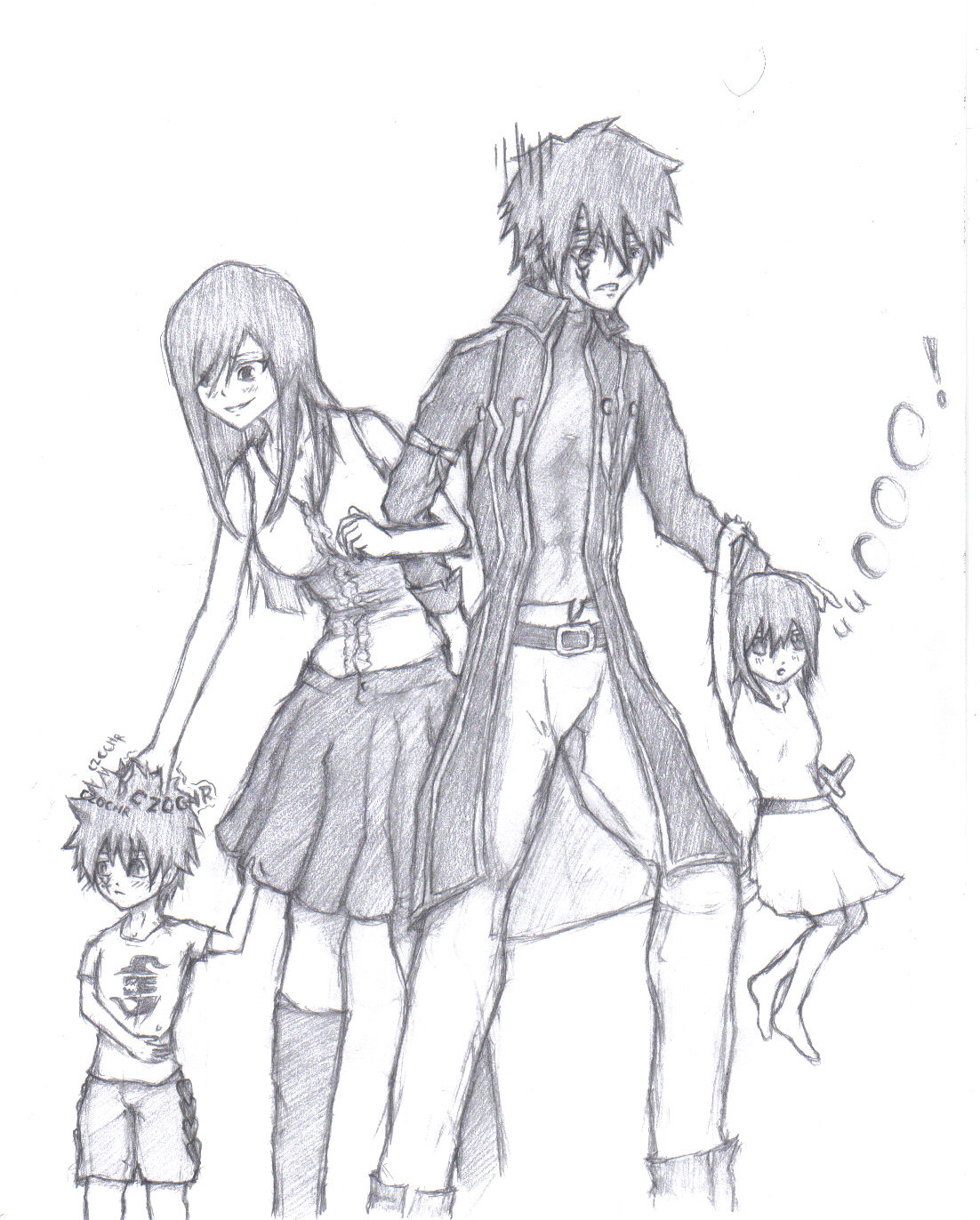 Erza X Jellal By TsugumiKenshi On DeviantArt
