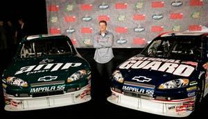 Dale Earnhardt Jr's New Ride