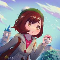 Pokemon Sword and Shield by erisblack78952