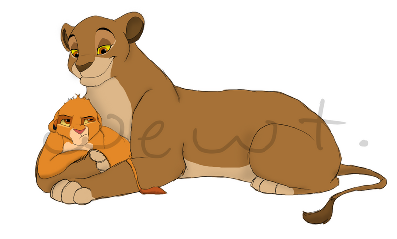 http://fc02.deviantart.net/fs43/i/2009/086/4/7/Bathtime__Sarabi_and_Simba_by_wewtXD.png