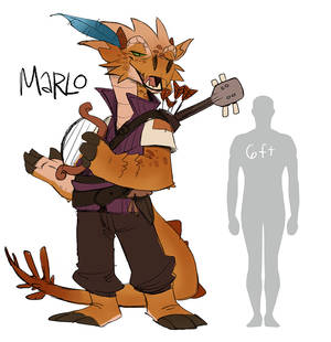 DnD Character | Marlo