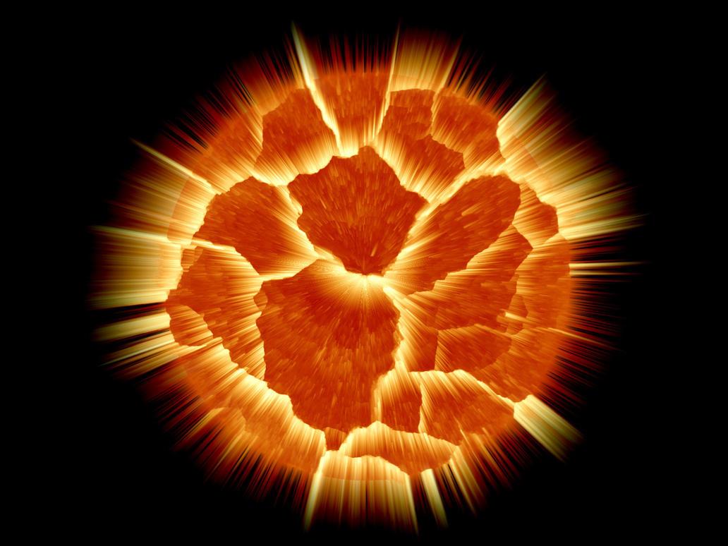 Explosion by magicmanad