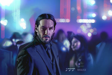 John Wick by maglece