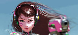 D.Va by maglece