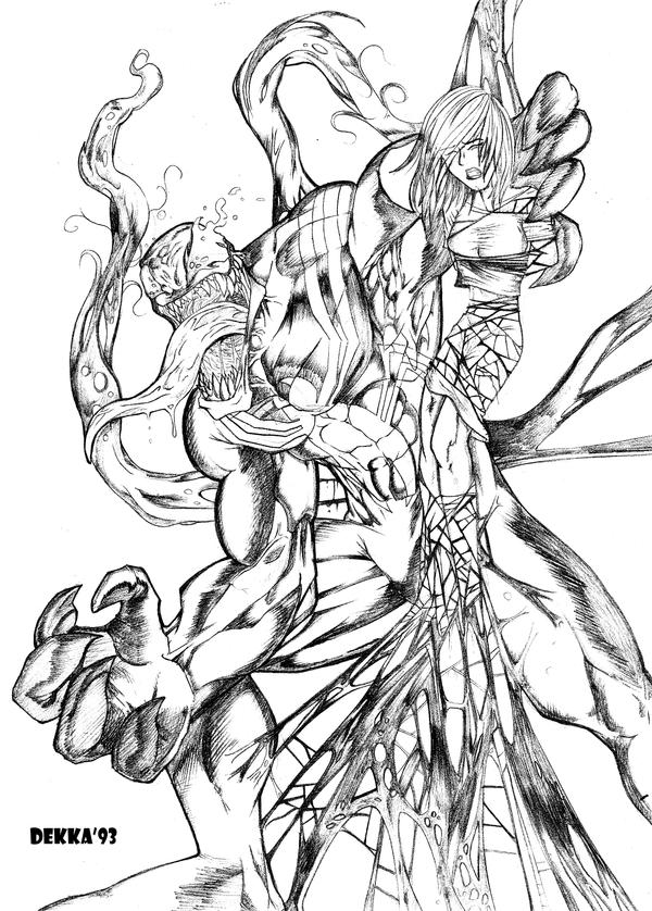 ini venom lho by Dekka-93