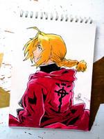 Fullmetal Alchemist by Mirozu