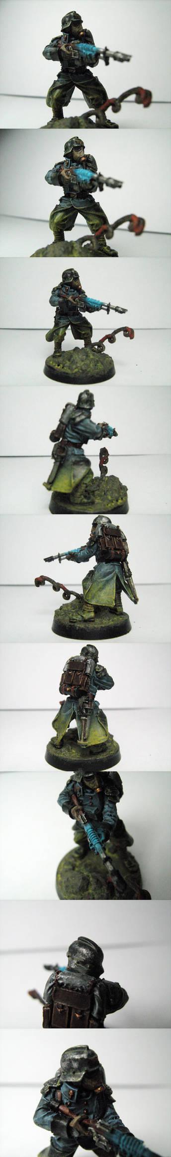 Death Korps of Krieg Sarge
