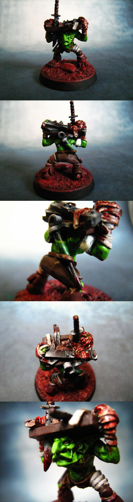 Galerie: Mes miniatures - Page 2 Grot_orderly_by_olivier2302-d4llqn8
