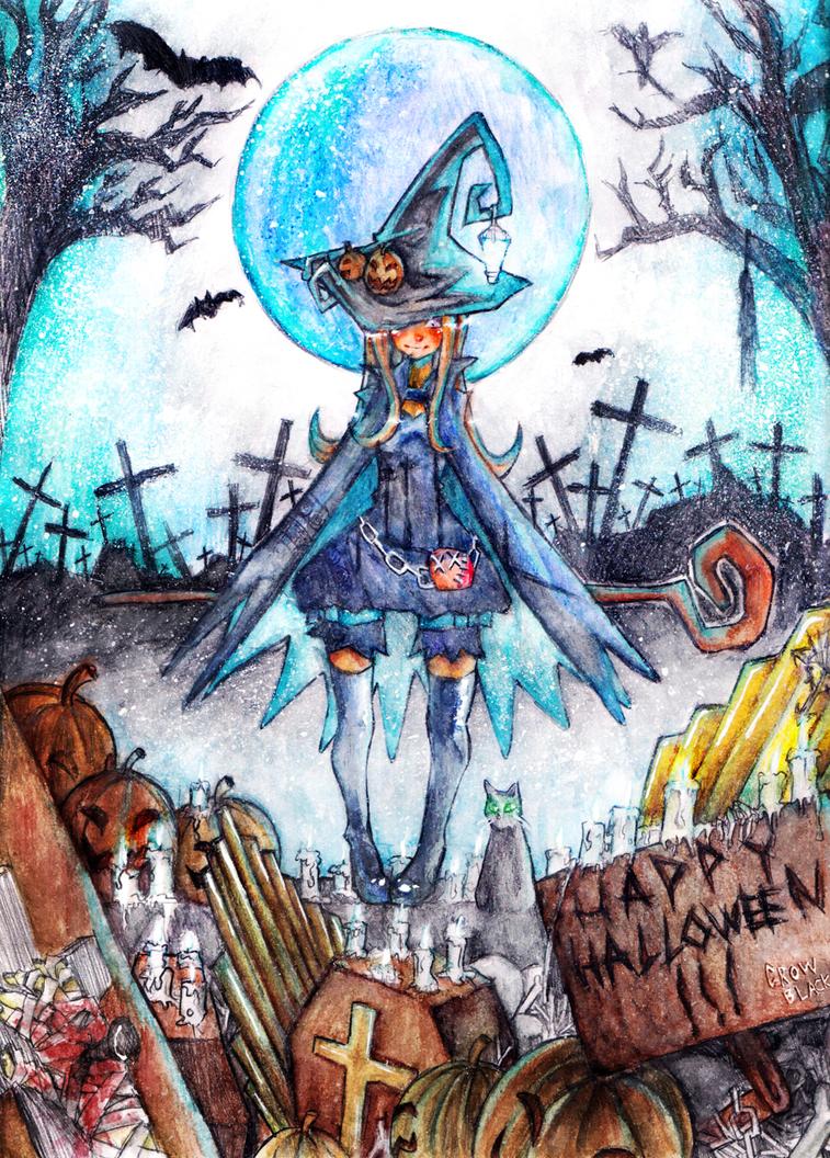 halloween 2012 by KaNoir