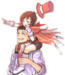 Wright and Trucy