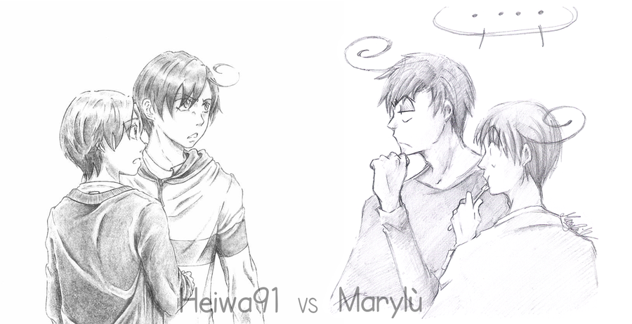 Heiwa91 vs Marylu APH by maryluis
