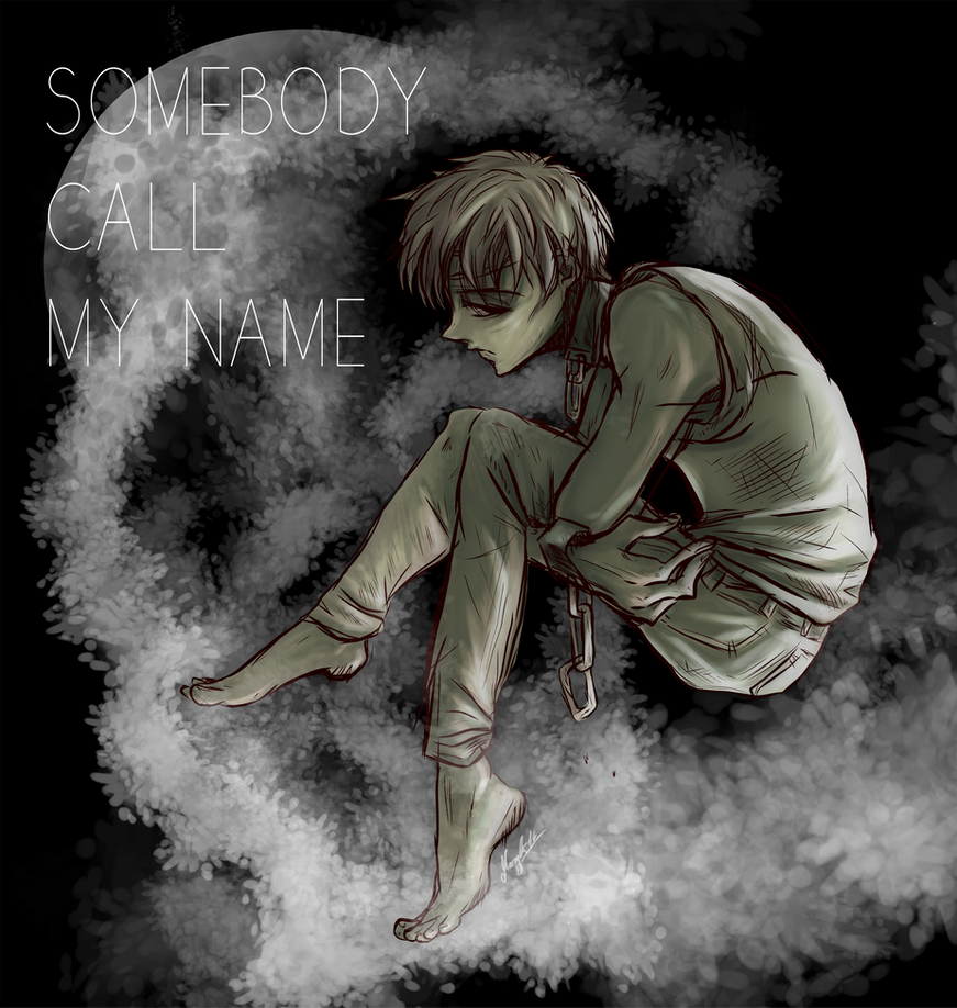 My name_Saiyuki by maryluis