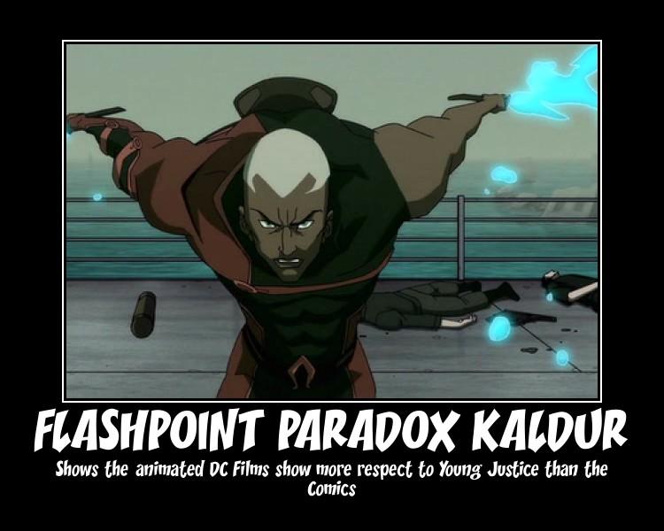 Aqualad Flashpoint Paradox Motivational by Shadow-DJ