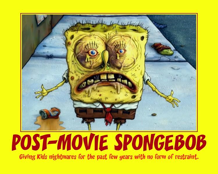 Sponge bob vs dj hitler strapon version - 4 8