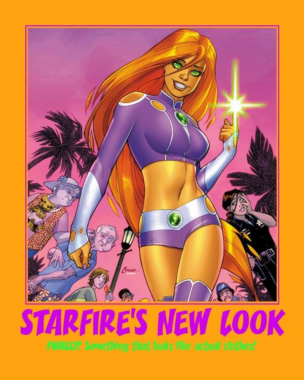Starfire Motivator by Shadow-DJ