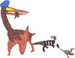 Badass Ancient Animals: Nr. 7 by RickRaptor105