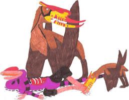 Badass Ancient Animals: Nr. 2 by RickRaptor105
