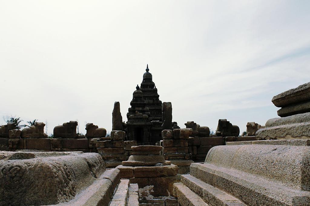 Mahabalipuram Shore Temple India Mahabalipuram Shore Temple by